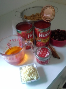 Prepping your ingredients makes it easier